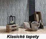 Klasické tapety do bytu