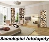 Samolepící fototapety na dveře