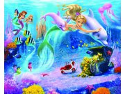 3D Fototapeta Walltastic Mořské pany 41813 | 305 x 244 cm Fototapety skladem