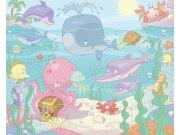 3D Fototapeta Walltastic Baby Moře 40625 | 305x244 cm Fototapety