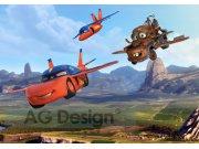 Fototapeta AG Cars létající FTDS-2206 | 360x254 cm Fototapety