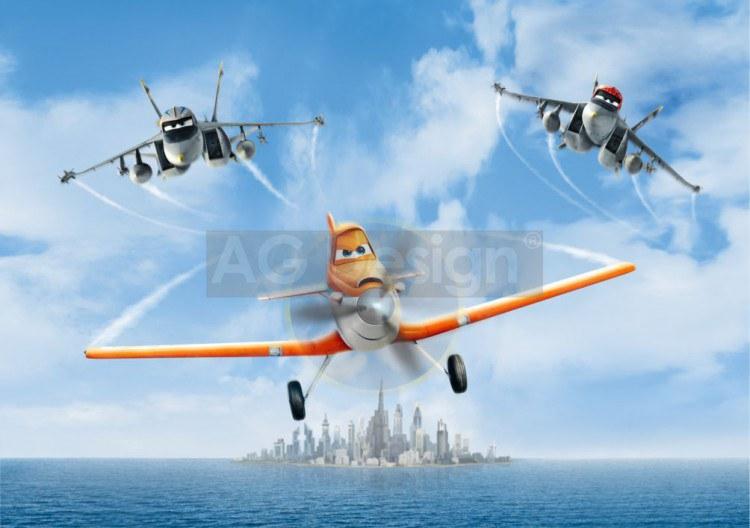 Fototapeta AG Planes FTDS-1927 | 255x180 cm - Fototapety skladem