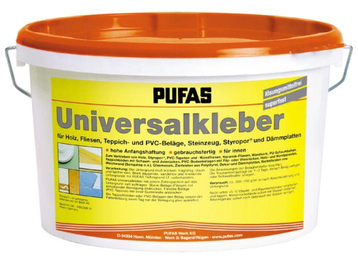 Univerzální disperzní lepidlo 0002-37 - 3kg - Lepidla, Penetrace, Tmely, Odstraňovače