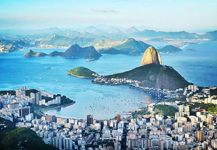 Fototapeta Rio de Janeiro 145 - Fototapety skladem