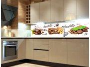 Fototapeta na kuchyňskou linku Čokoláda KI-180-021 Fototapety