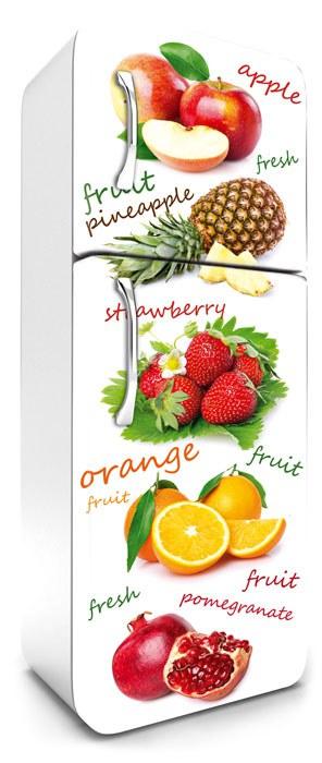 Fototapeta na lednice Mix ovoce FR-180-020 - Fototapety