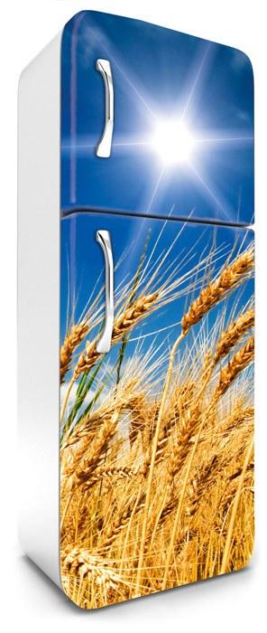 Fototapeta na lednice Pole pšenice FR-180-030 - Fototapety