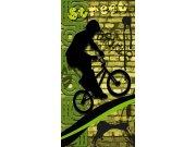 Samolepící Fototapeta na dveře DL046 Bicycle Fototapety