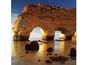 Fototapeta Pláž Algarve L-165   220x220 cm Fototapety