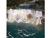 Fototapeta Niagarské vodopády L-136 | 220x220 cm Fototapety