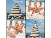 Fototapeta Koláž moře L-183   220x220 cm Fototapety