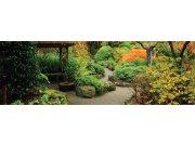 Fototapeta Japonská zahrada M-119 | 330x110 cm Fototapety
