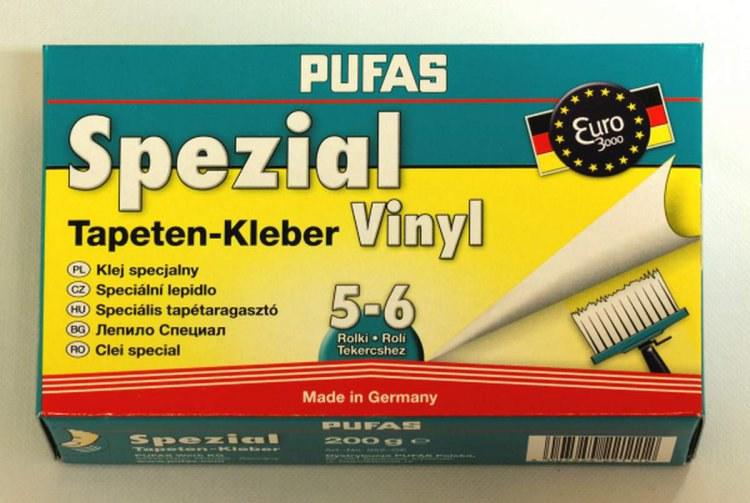 Lepidlo Pufas na lepení vinylových tapet - Lepidla, Penetrace, Tmely, Odstraňovače