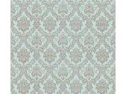 Tapeta Safina zeleno béžová ornamenty 33323-4 AS Création