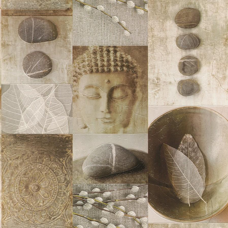 Omyvatelná Tapeta Tiles More 306330 - Rasch