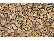 Samolepící folie polena 200-3097 d-c-fix Tapety samolepící