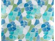 Samolepící tapeta transparentní lisboa modrá 200-2665 d-c-fix Tapety samolepící