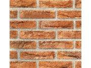 Samolepící folie cihla červená 200-2158 d-c-fix Tapety samolepící
