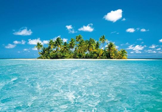 Fototapeta Maldive Dream 289 - Fototapety skladem