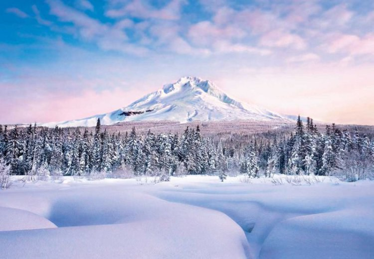 Fototapeta Mountain Graceful 124 - Fototapety skladem