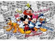 Fototapeta AG Mickey Mouse FTDNXXL-5056 | 360x270 cm Fototapety