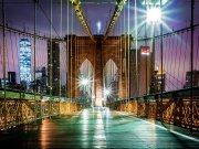 Fototapeta AG Brooklyn Bridge FTNXXL-2439 | 360x270 cm Fototapety