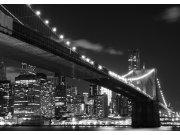 Fototapeta AG Brooklyn bridge FTNS-2469 | 360x270 cm Fototapety