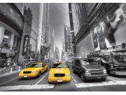 Fototapeta AG Manhattan cars FTNS-2474 | 360x270 cm Fototapety