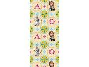 Dětská vliesové tapeta Ledové Království WPD8023 Výprodej