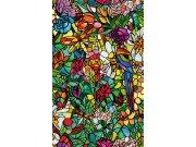 Samolepící folie Transparentní Vitráž 200-3231 d-c-fix Tapety samolepící