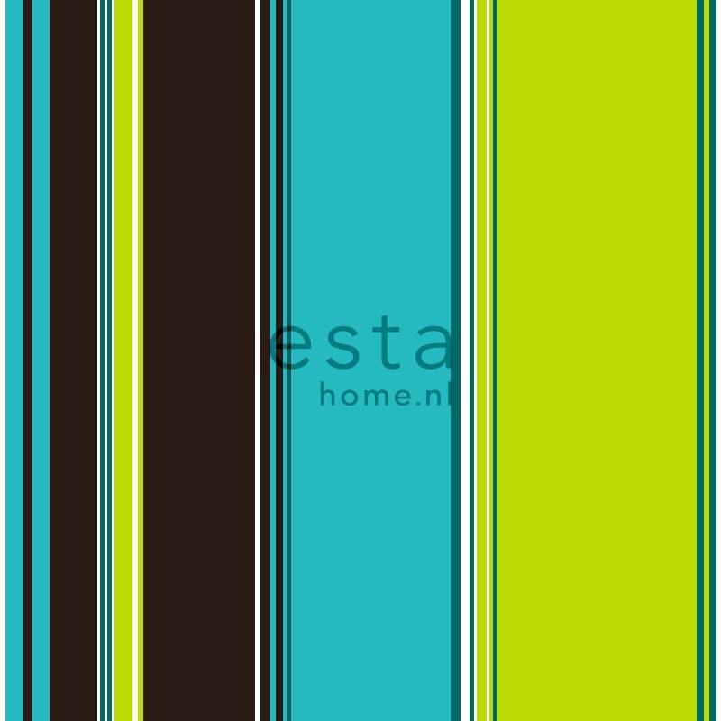 Pruhovaná Tapeta Stripes XL 116510 - Rasch