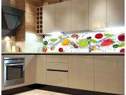 Samolepicí Fototapeta do kuchyně Fruits KI-180-001 Fototapety