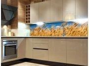 Samolepicí Fototapeta do kuchyně Wheat Field KI-180-011 Fototapety