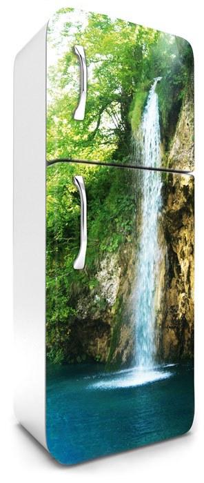 Samolepicí Fototapeta na lednici Vodopád FR-180-010 - Fototapety