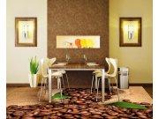 Samolepicí Fototapeta na podlahu Kávová zrna FL-255-012 Fototapety