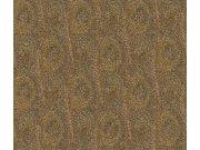 Tapeta Etro abstrakce bronzová 513936 | lepidlo zdarma Rasch