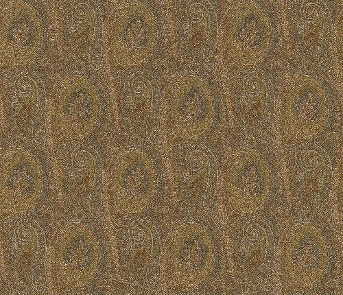 Tapeta Etro abstrakce bronzová 513936 | lepidlo zdarma - Rasch