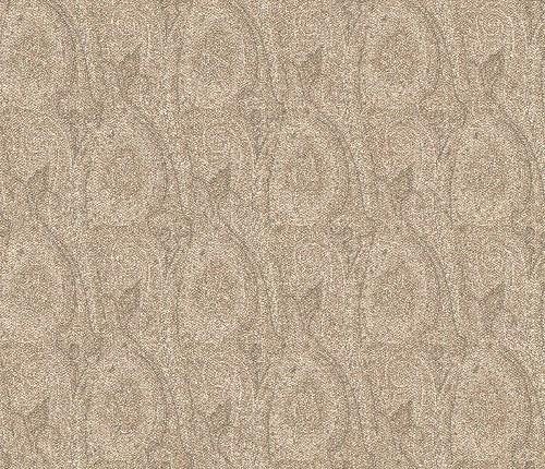 Tapeta Etro abstrakce bílá káva 513943 | lepidlo zdarma - Rasch