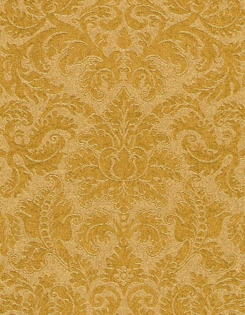Tapeta Etro ornamenty zlato písková 515824 | lepidlo zdarma - Rasch