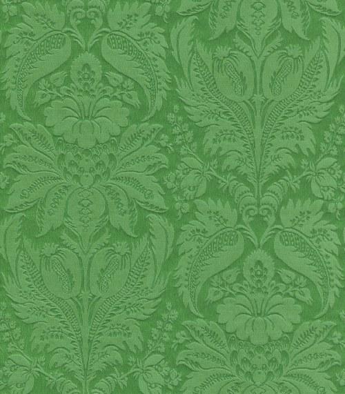 Tapeta Etro ornamenty brčálově zelené 517637 | lepidlo zdarma - Rasch