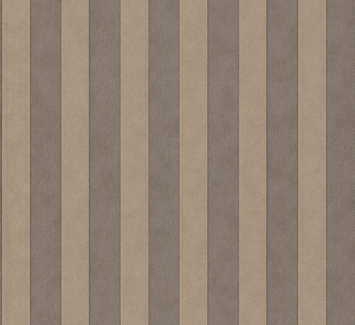Tapeta Etro pruhy hnědo písková 517712 | lepidlo zdarma - Rasch