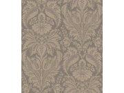 Tapeta Etro ornamenty hnědo písková 517613 Rasch