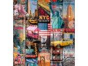 Samolepící folie Manhattan 200-3234 d-c-fix Tapety samolepící