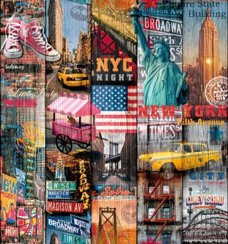 Samolepící folie Manhattan 200-3234 d-c-fix - Tapety samolepící