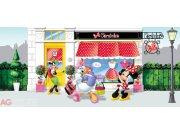 Fototapeta Minnie Mouse FTDNH-5322 | 202x90 cm Fototapety