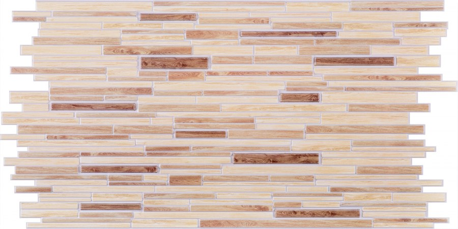 3D obkladový PVC panel imitace kamene - 3D obkladové panely