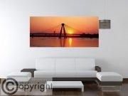 Fototapeta AG Zlatý most FTNH-0952 | 202x90 cm Fototapety