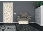 Fototapeta 3D dřevo FTNV-2936 | 90x202 cm Fototapety