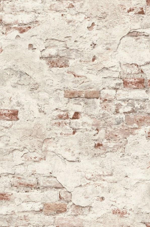 Tapeta Factory cihlová zeď 939309 - Rasch