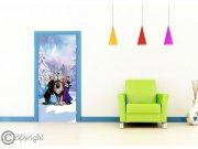 Fototapeta Frozen FTDNV-5481 | 90x202 cm Fototapety